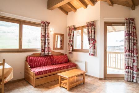 Location au ski Appartement 3 pièces 6 personnes (A78) - Résidence le Bonheur des Pistes - Val Cenis - Séjour