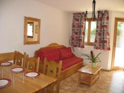 Location au ski Appartement 3 pièces 6 personnes (B12) - Residence Le Bonheur Des Pistes - Val Cenis - Séjour