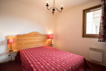 Location au ski Appartement 3 pièces 6 personnes (B18) - Résidence le Bonheur des Pistes - Val Cenis - Chambre