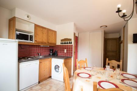 Location au ski Appartement 3 pièces 6 personnes (B18) - Résidence le Bonheur des Pistes - Val Cenis - Cuisine