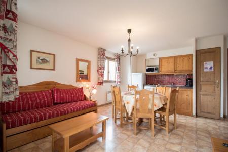 Location au ski Appartement 3 pièces 6 personnes (B18) - Résidence le Bonheur des Pistes - Val Cenis - Séjour