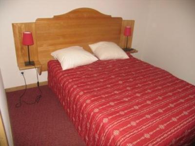 Location au ski Appartement 3 pièces 6 personnes (B21) - Residence Le Bonheur Des Pistes - Val Cenis - Chambre