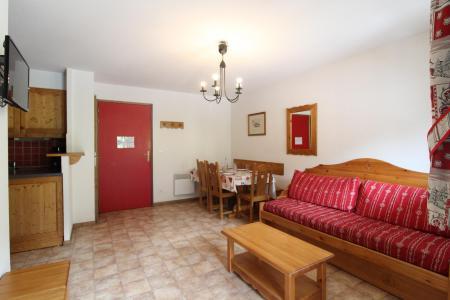 Location au ski Appartement 3 pièces 6 personnes (B21) - Résidence le Bonheur des Pistes - Val Cenis - Séjour