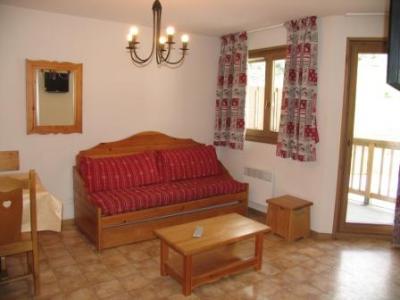 Location au ski Appartement 3 pièces 6 personnes (B21) - Residence Le Bonheur Des Pistes - Val Cenis - Table basse