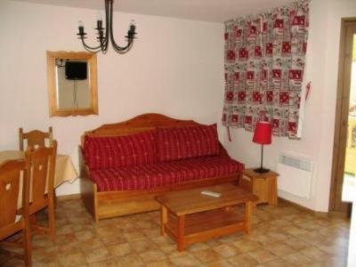 Location au ski Appartement 3 pièces 6 personnes (B27) - Residence Le Bonheur Des Pistes - Val Cenis - Canapé