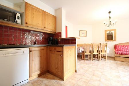 Location au ski Appartement 3 pièces 6 personnes (B27) - Résidence le Bonheur des Pistes - Val Cenis - Cuisine