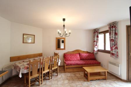 Location au ski Appartement 3 pièces 6 personnes (B27) - Résidence le Bonheur des Pistes - Val Cenis - Séjour