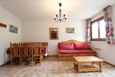 Location au ski Appartement 3 pièces 6 personnes (B28M) - Résidence le Bonheur des Pistes - Val Cenis - Séjour