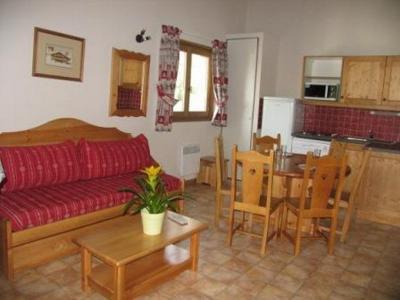 Location au ski Appartement 3 pièces 6 personnes (B32) - Residence Le Bonheur Des Pistes - Val Cenis - Séjour