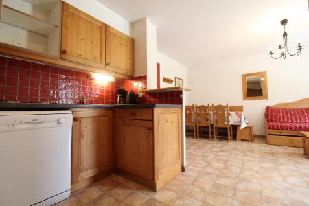 Location au ski Appartement 3 pièces 6 personnes (B33) - Résidence le Bonheur des Pistes - Val Cenis - Cuisine