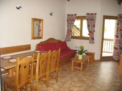 Location au ski Appartement 3 pièces 6 personnes (B35) - Residence Le Bonheur Des Pistes - Val Cenis - Séjour