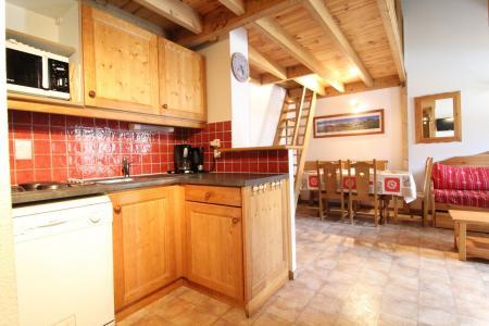 Location au ski Appartement 3 pièces 6 personnes (B36) - Résidence le Bonheur des Pistes - Val Cenis - Cuisine
