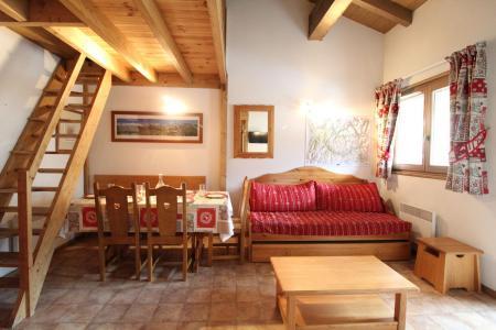 Location au ski Appartement 3 pièces 6 personnes (B36) - Résidence le Bonheur des Pistes - Val Cenis - Séjour