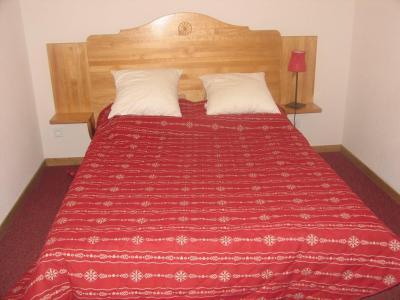 Location au ski Appartement 3 pièces 6 personnes (B43) - Residence Le Bonheur Des Pistes - Val Cenis - Lit double