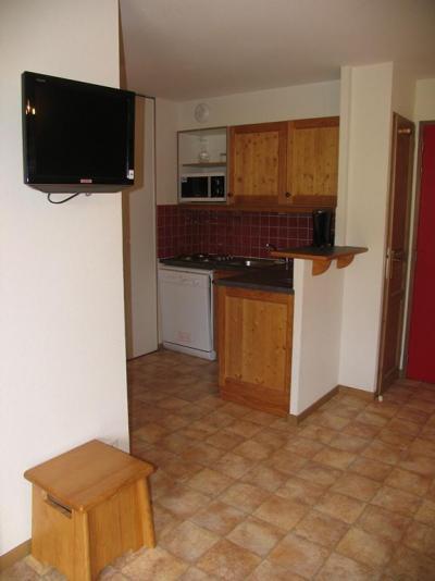 Location au ski Appartement 3 pièces 6 personnes (B43) - Residence Le Bonheur Des Pistes - Val Cenis - Séjour