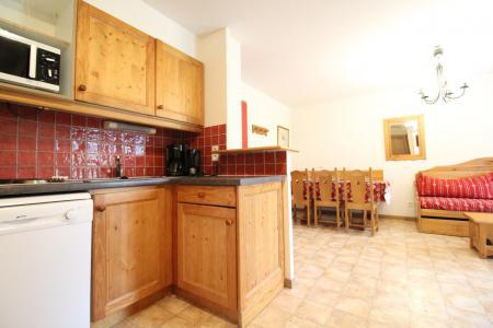 Location au ski Appartement 3 pièces 6 personnes (B43M) - Résidence le Bonheur des Pistes - Val Cenis - Cuisine