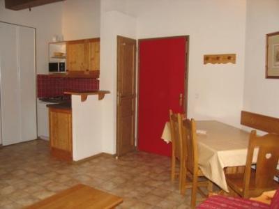 Location au ski Appartement 3 pièces 6 personnes (B46) - Residence Le Bonheur Des Pistes - Val Cenis - Séjour