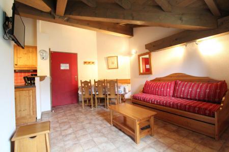 Location au ski Appartement 3 pièces 6 personnes (B46M) - Résidence le Bonheur des Pistes - Val Cenis - Séjour