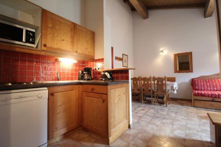 Location au ski Appartement 3 pièces 6 personnes (B47) - Résidence le Bonheur des Pistes - Val Cenis - Cuisine
