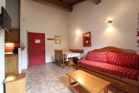 Location au ski Appartement 3 pièces 6 personnes (B47) - Résidence le Bonheur des Pistes - Val Cenis - Séjour