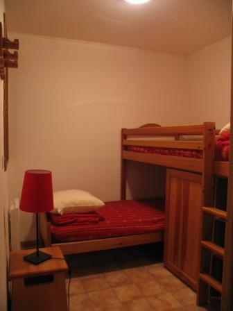 Location au ski Appartement 3 pièces 7 personnes (B16) - Residence Le Bonheur Des Pistes - Val Cenis - Chambre