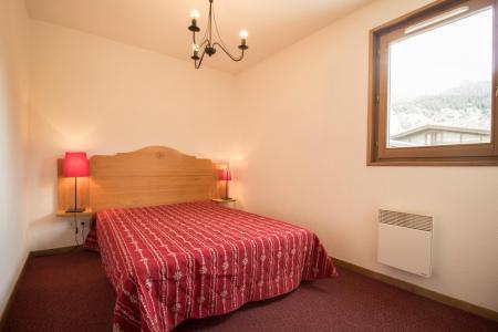Location au ski Appartement 3 pièces 7 personnes (B16) - Résidence le Bonheur des Pistes - Val Cenis - Chambre