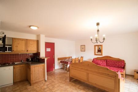 Location au ski Appartement 3 pièces 7 personnes (B16) - Résidence le Bonheur des Pistes - Val Cenis - Cuisine