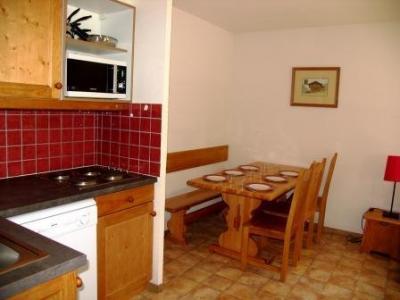Location au ski Appartement 3 pièces 7 personnes (B16) - Residence Le Bonheur Des Pistes - Val Cenis - Kitchenette