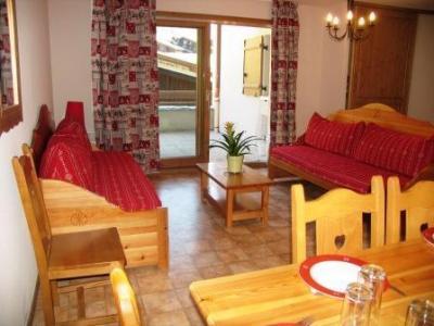 Location au ski Appartement 3 pièces 7 personnes (B16) - Residence Le Bonheur Des Pistes - Val Cenis - Séjour