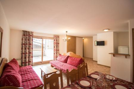 Location au ski Appartement 3 pièces 7 personnes (B16) - Résidence le Bonheur des Pistes - Val Cenis - Séjour