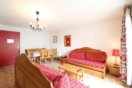 Location au ski Appartement 3 pièces 7 personnes (B30) - Résidence le Bonheur des Pistes - Val Cenis - Séjour