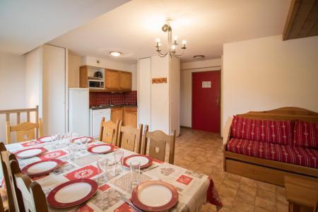 Location au ski Appartement duplex 3 pièces 8 personnes (B2) - Résidence le Bonheur des Pistes - Val Cenis - Séjour