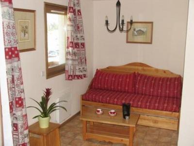 Location au ski Appartement duplex 4 pièces 10 personnes (A73) - Residence Le Bonheur Des Pistes - Val Cenis - Canapé