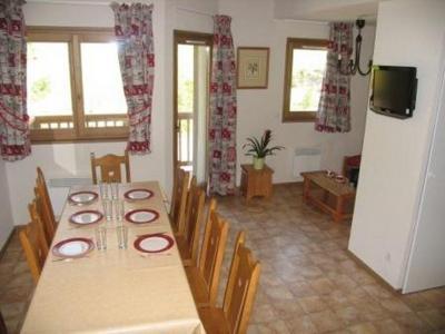 Location au ski Appartement duplex 4 pièces 10 personnes (A73) - Residence Le Bonheur Des Pistes - Val Cenis - Table