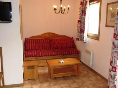 Location au ski Appartement duplex 4 pièces 10 personnes (A76) - Residence Le Bonheur Des Pistes - Val Cenis - Canapé