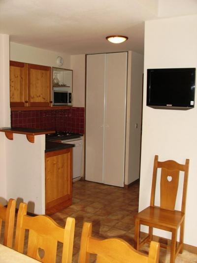 Location au ski Appartement duplex 4 pièces 10 personnes (A76) - Residence Le Bonheur Des Pistes - Val Cenis - Kitchenette