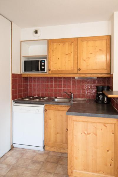 Location au ski Appartement duplex 4 pièces 10 personnes (A77) - Résidence le Bonheur des Pistes - Val Cenis - Cuisine