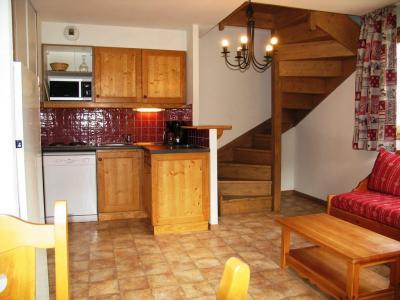 Location au ski Appartement duplex 4 pièces 10 personnes (A77) - Residence Le Bonheur Des Pistes - Val Cenis - Kitchenette