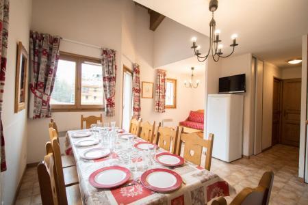 Location au ski Appartement duplex 4 pièces 10 personnes (A77) - Résidence le Bonheur des Pistes - Val Cenis - Séjour