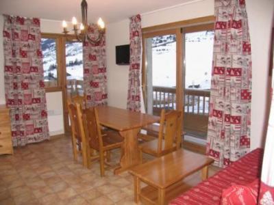 Location au ski Appartement duplex 4 pièces 8 personnes (A61) - Residence Le Bonheur Des Pistes - Val Cenis - Séjour