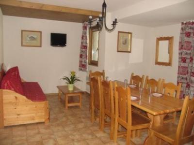 Location au ski Appartement duplex 4 pièces 8 personnes (B2) - Residence Le Bonheur Des Pistes - Val Cenis - Séjour