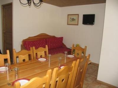 Location au ski Appartement duplex 4 pièces 8 personnes (B2) - Residence Le Bonheur Des Pistes - Val Cenis - Table