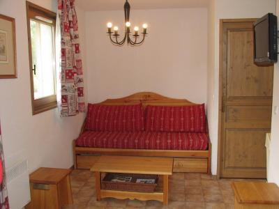 Location au ski Appartement duplex 5 pièces 10 personnes (B37) - Residence Le Bonheur Des Pistes - Val Cenis - Canapé