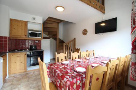 Location au ski Appartement duplex 5 pièces 10 personnes (B37) - Résidence le Bonheur des Pistes - Val Cenis - Cuisine