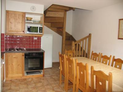 Location au ski Appartement duplex 5 pièces 10 personnes (B37) - Residence Le Bonheur Des Pistes - Val Cenis - Kitchenette