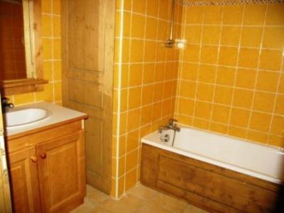 Location au ski Appartement duplex 5 pièces 10 personnes (B37) - Residence Le Bonheur Des Pistes - Val Cenis - Salle de bains