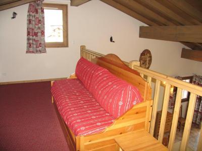 Location au ski Appartement duplex 5 pièces 10 personnes (B48) - Residence Le Bonheur Des Pistes - Val Cenis - Canapé