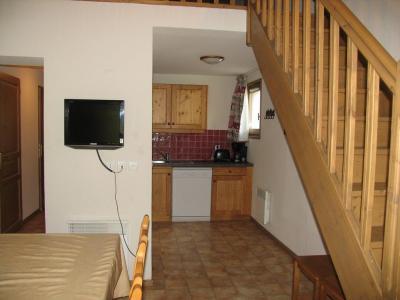 Location au ski Appartement duplex 5 pièces 10 personnes (B48) - Residence Le Bonheur Des Pistes - Val Cenis - Séjour