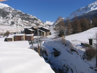 Location au ski Appartement 3 pièces 7 personnes (B42) - Residence Le Bonheur Des Pistes - Val Cenis - Extérieur hiver