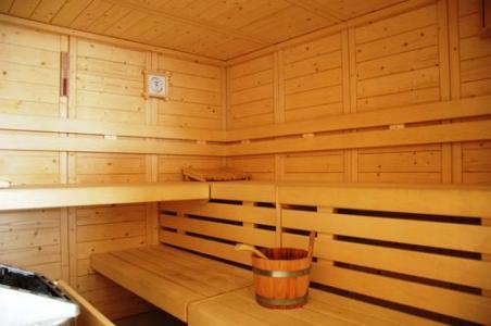 Location au ski Residence Le Bonheur Des Pistes - Val Cenis - Sauna